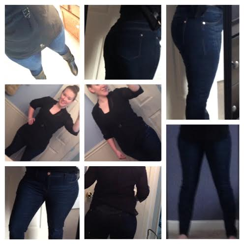 Stitch Fix #1 Kensie Jeans that Rock My World