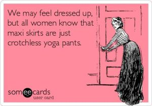maxi skirt quote