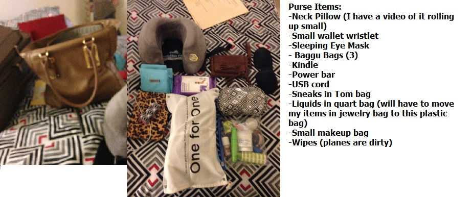 Purse packing