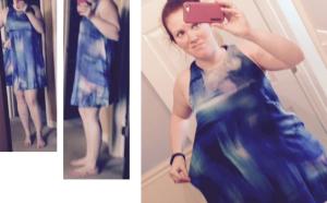 horrid dress
